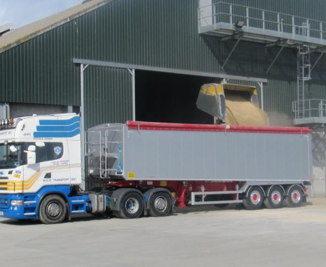 Grain Storage Services