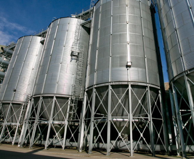 Grain Drying Services